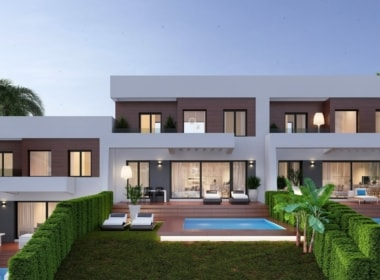 Attached Villas - 56002 - Finestrat - 4.5% - PT5 (1)