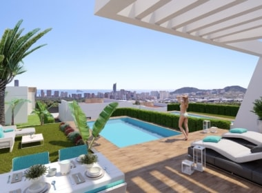 Attached Villas - 56002 - Finestrat - 4.5% - PT5 (4)