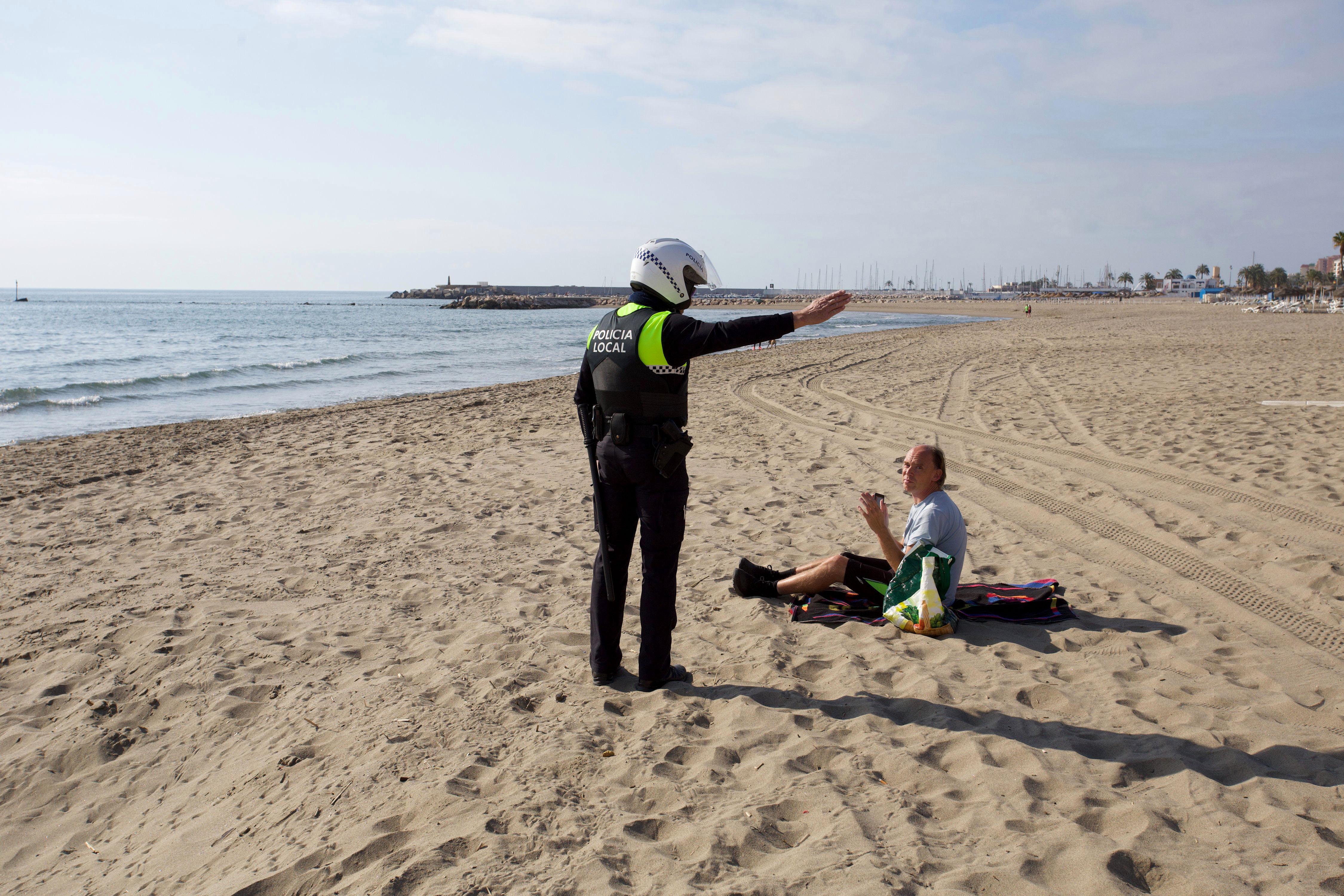 Deconfinement Process in Spain (Part 1)