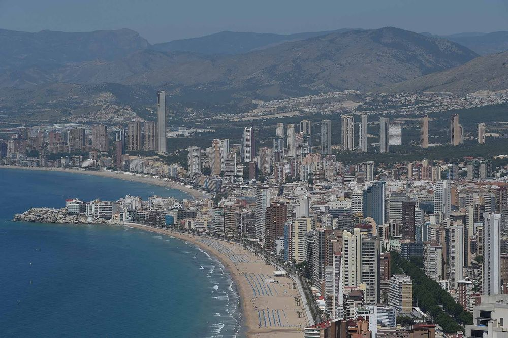Benidorm At The Birthplace Of Mass Tourism Hotels Try To Reinvent Themselves Gua Property