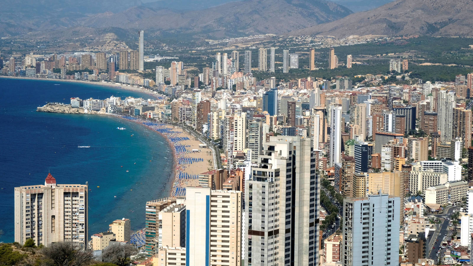 Spain holidays: Benidorm could welcome back Britons in months with 'bubble island' status